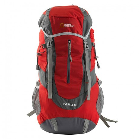 Mochila de camping Everest 55 - National Geographic - Mochila de camping Everest 55 - National Geographic -